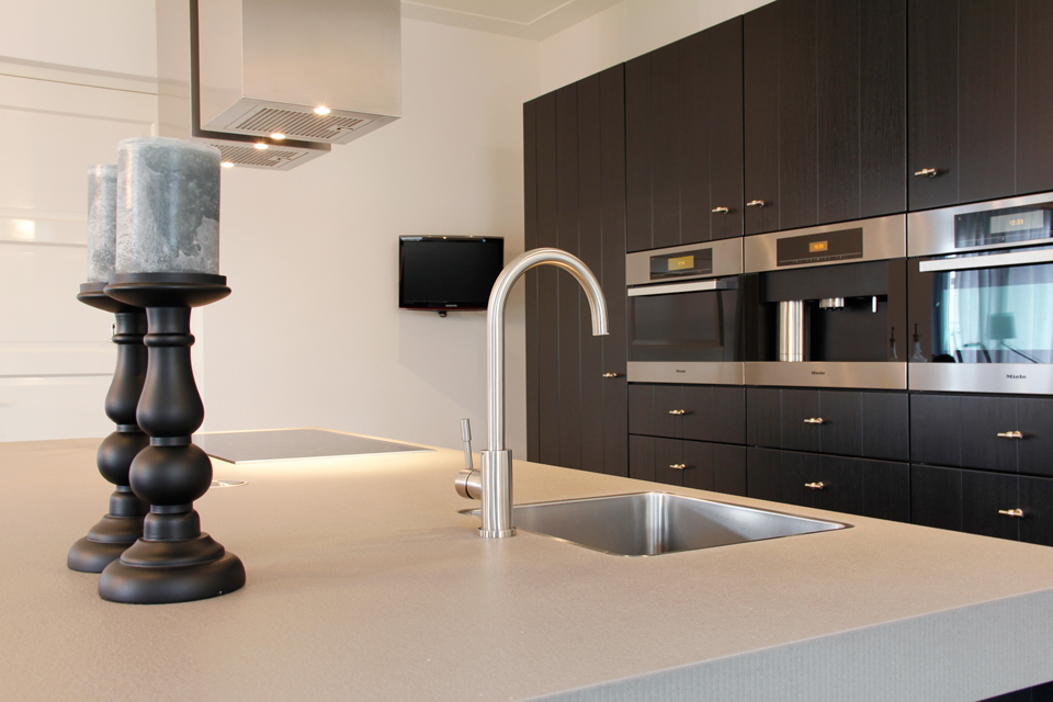 Keuken Strak Design : Strak landelijk – Martijn Vestjens Keukens